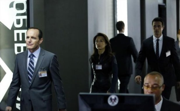 Marvel's Agents of SHIELD episode 7 'The Hub'