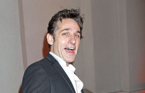 Tom Stade at the 2013 Q Awards, Grosvenor House Hotel, London