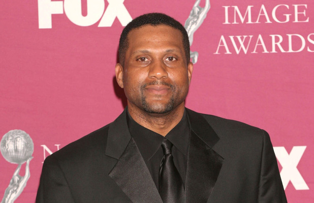 Tavis Smiley at the 36th NAACP Image Awards, Los Angeles