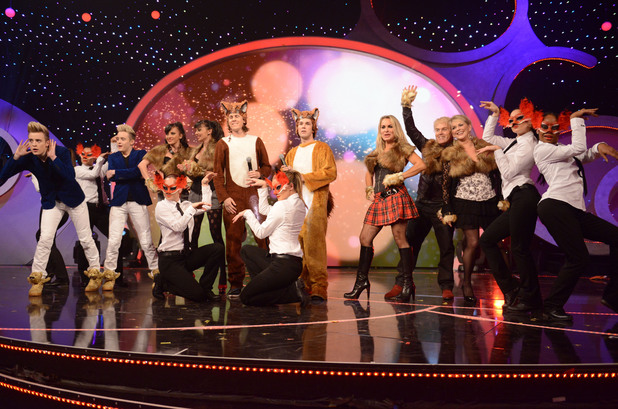 Jedward, The Cheeky Girls, Ylvis and Bucks Fizz