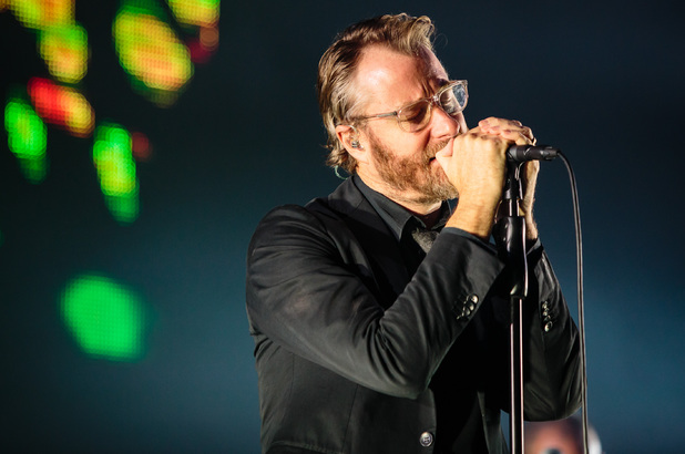 The National in concert at the O2 Apollo, Manchester