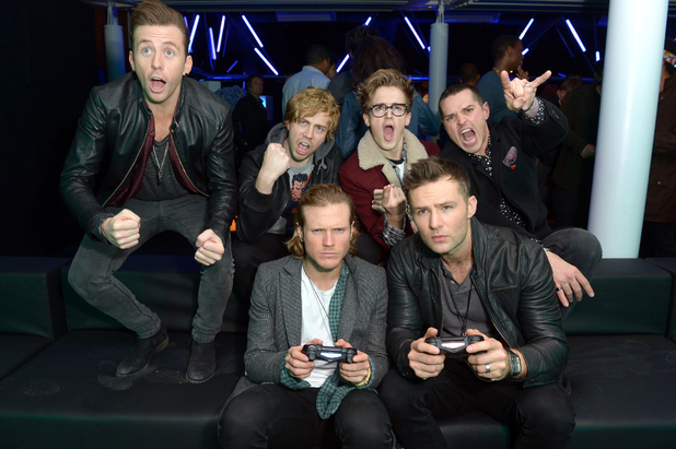 Members of McBusted