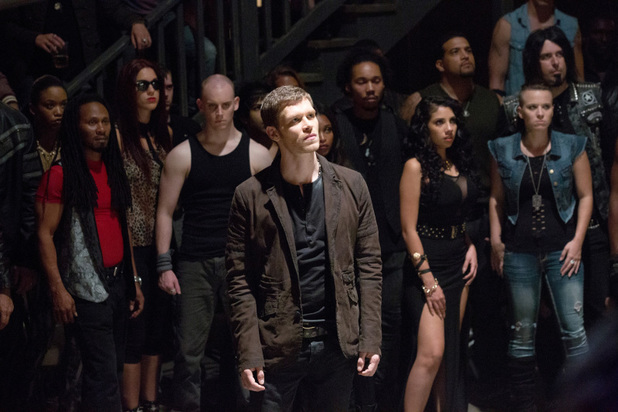Joseph Morgan as Klaus in The Originals episode 7: 'Bloodletting'