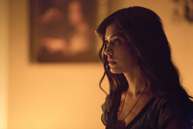 Janina Gavankar as Tessa in 'The Vampire Diaries' S05E07: 'Death and the Maiden'