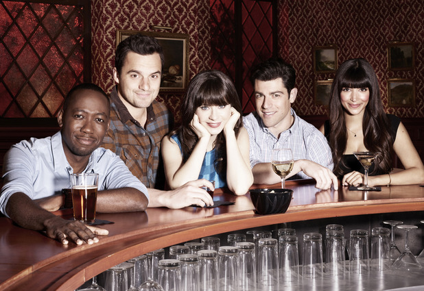 'New Girl' season 3 promo image