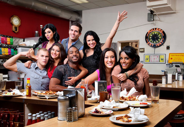 The cast of 'The Real World: Portland'