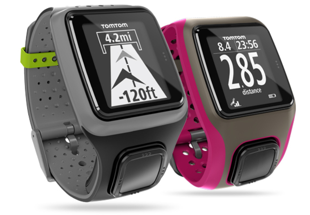 TomTom Runner GPS watches