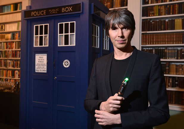Brian Cox's 'The Science Of Doctor Who'