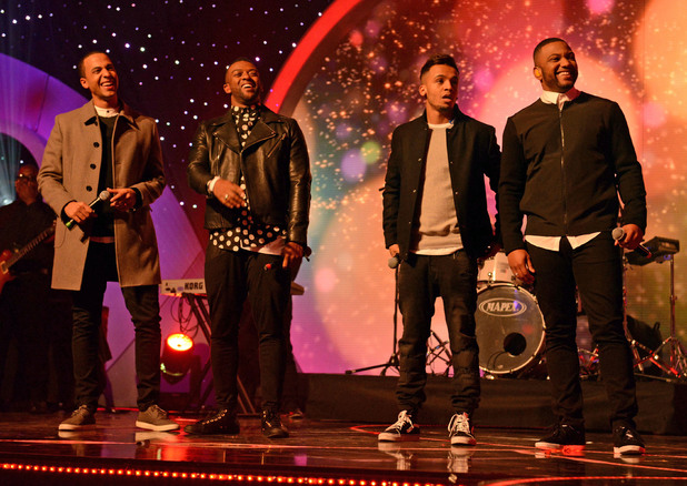 JLS perform