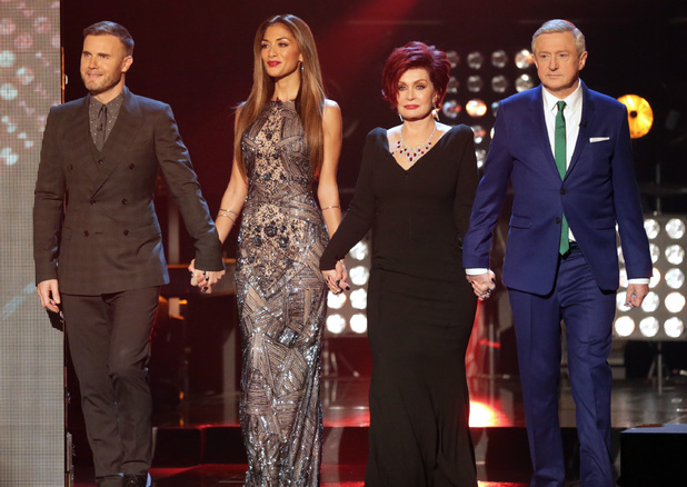 The X Factor 2013 Results show 6