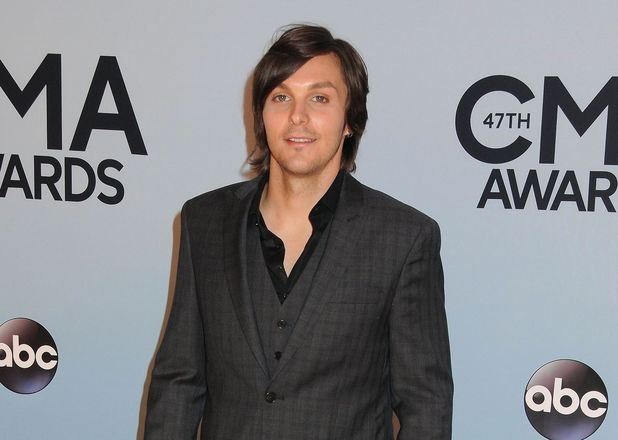 Charlie Worsham at the 47th Annual CMA Awards, Nashville,