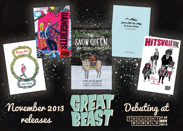 Great Beast Thought Bubble releases