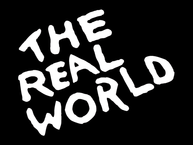 MTV's 'The Real World' logo