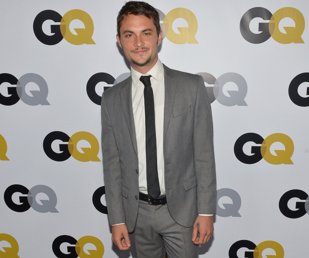 LOS ANGELES, CA - NOVEMBER 12: Actor Shiloh Fernandez attends the GQ Men Of The Year Party at The Ebell Club of Los Angeles on November 12, 2013 in Los Angeles, California. (Photo by Michael Buckner/Getty Images for GQ)
