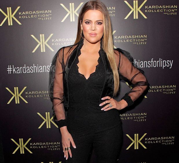 Khloe Kardashian Lipsy Party, Natural History Museum, London, Britain - 14 Nov 2013