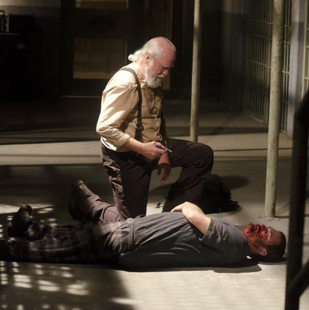 The Walking Dead - Internment