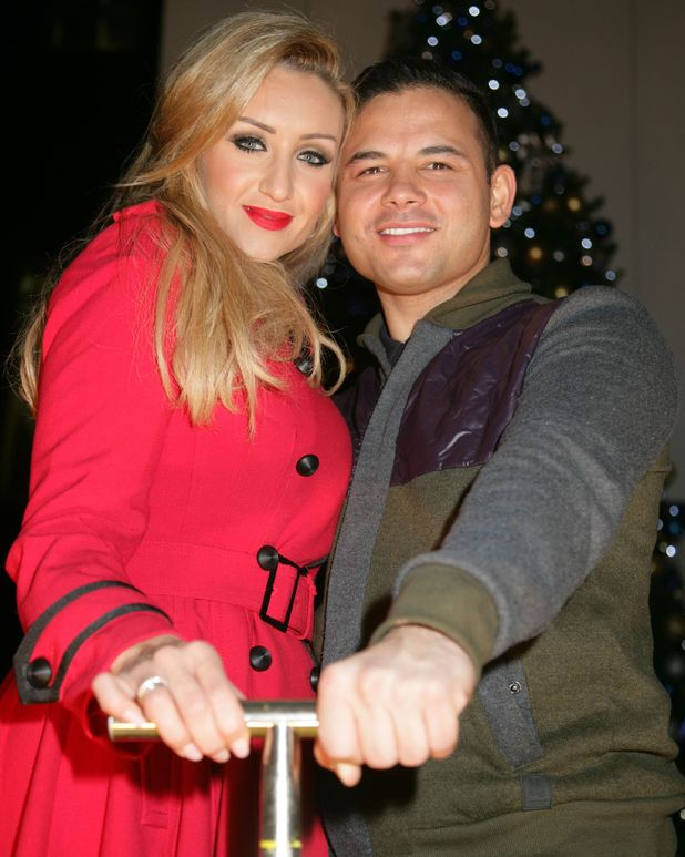 Catherine Tyldesley and Ryan Thomas