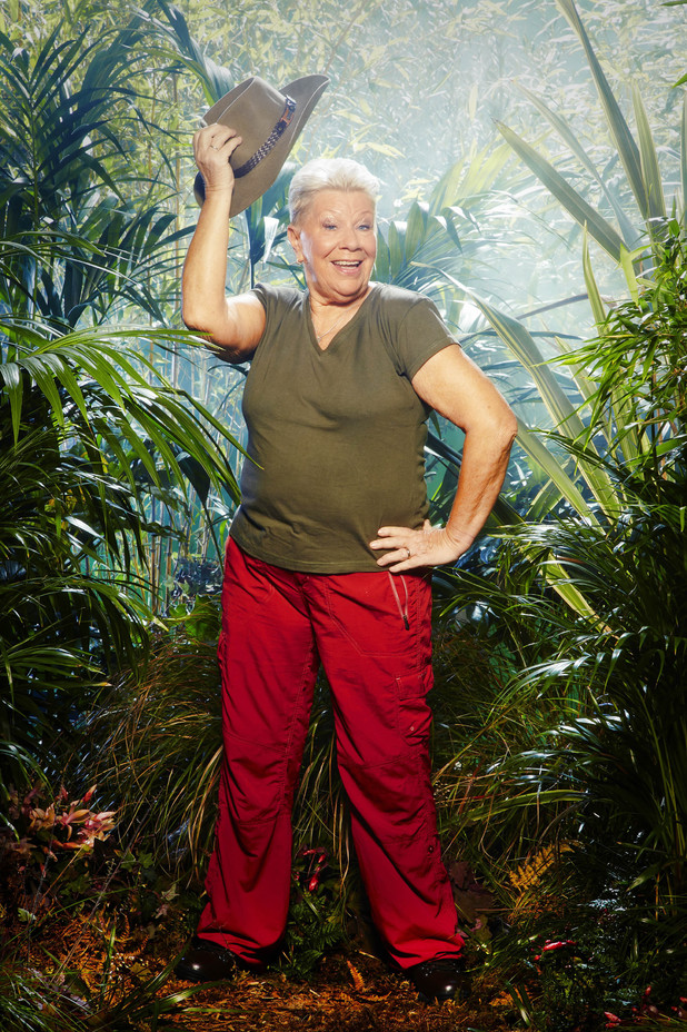 Laila Morse | I'm A Celebrity| Contestant|2013|Eastenders|