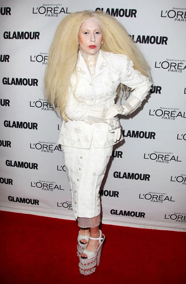 Glamour Women of the Year Awards, New York, America - 11 Nov 2013