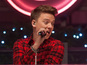Conor Maynard for Brits Week show