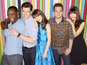 Which Shark Tank star will be on New Girl?