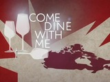 Come Dine With Me US Logo