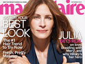 August: Osage County star graces the cover of Marie Claire's December issue.