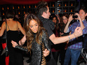 Leona Lewis, Caroline Flack and Daisy Lowe among other stars at Sushi Samba party.