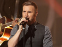"Gary Barlow says that he thinks Tamera Foster can be a ""superstar""."