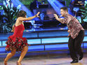 The remaining contestants perform two dances - and there's another shock exit.