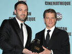 Ben Affleck and Matt Damon accepting submissions for Project Greenlight