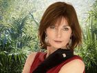 Annabel Giles talks to DS about Amy Willerton and hamburgers in the bath.