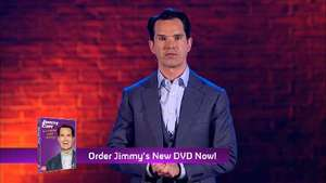 Jimmy Carr's 'Laughing and Joking' DVD clip