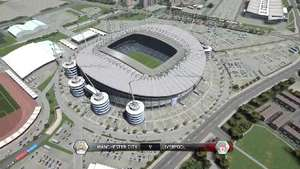 FIFA 14 next-gen crowds, stadium trailer