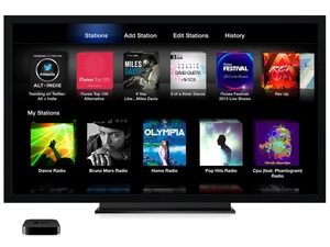 Apple iTunes streaming service