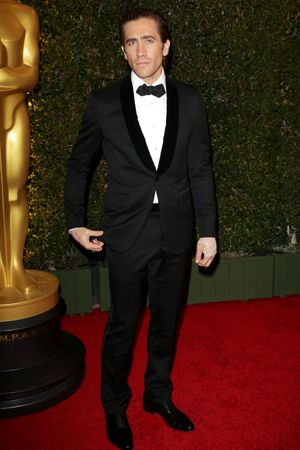 Academy Motion Picture Arts and Sciences 5th Annual Governors Awards, Los Angeles, America - 16 Nov 2013 Jake Gyllenhaal