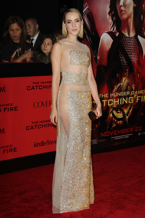 'The Hunger Games: Catching Fire' film premiere, Los Angeles, America - 18 Nov 2013 Jena Malone 18 Nov 2013