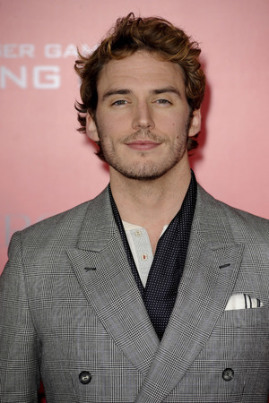 Sam Claflin 'The Hunger Games: Catching Fire' film premiere, Los Angeles, America - 18 Nov 2013