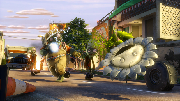 'Plants Vs Zombies: Garden Warfare' screenshot