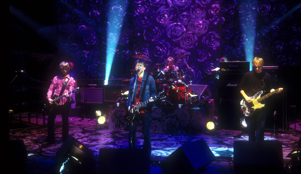 Mansun performing on Later with Jools Holland