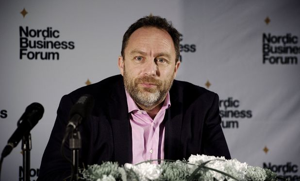 Wikipedia's Jimmy Wales