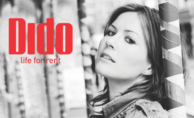 Dido 'Life For Rent' artwork