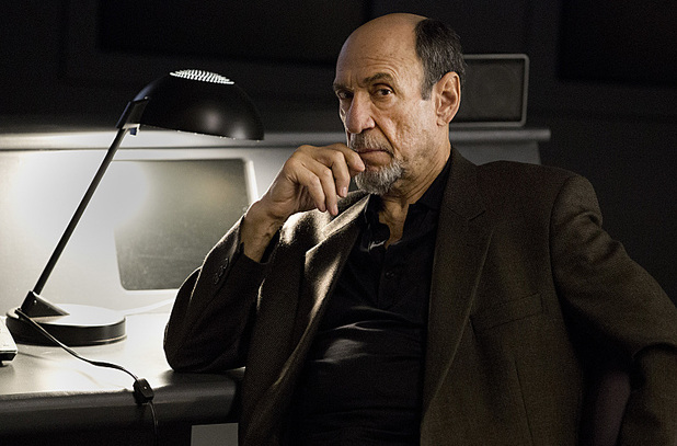F. Murray Abraham as Dar Adal in Homeland: 'A Red Wheelbarrow'