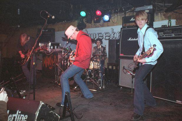 Mansun in 1996