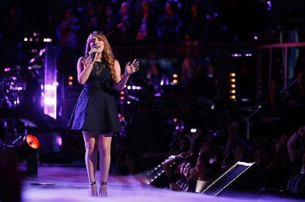 The Voice live top 10 performances: Caroline Pennell