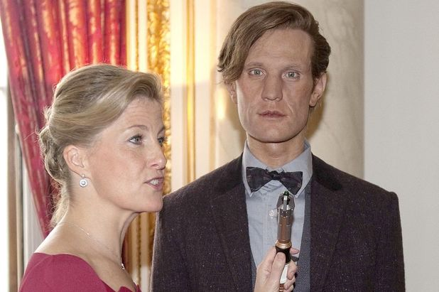 Doctor Who 50th Anniversary Reception, Buckingham Palace, London, Britain - 18 Nov 2013 Sophie Countess of Wessex