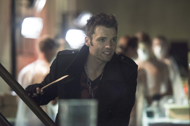Seth Gabel as The Count  in 'Arrow' S02E07: 'State v. Queen'