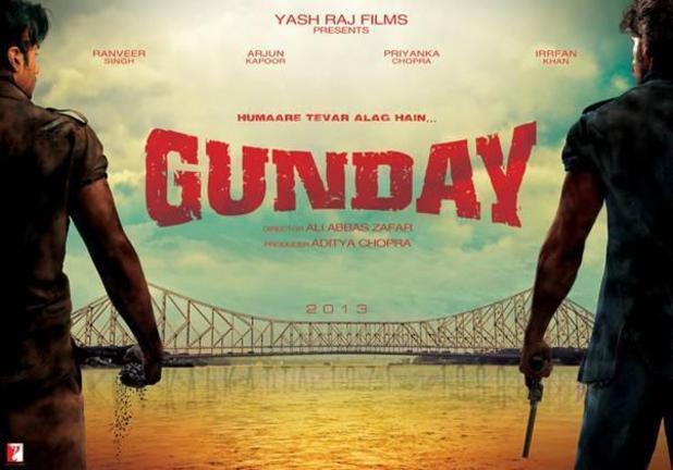 'Gunday' film poster