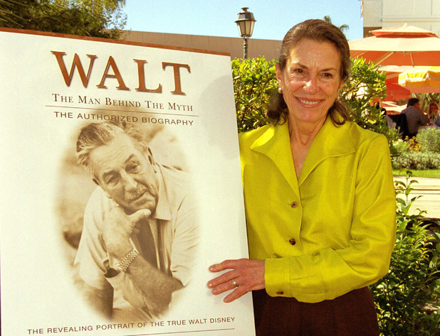 Diane Disney Miller pictured in 2000