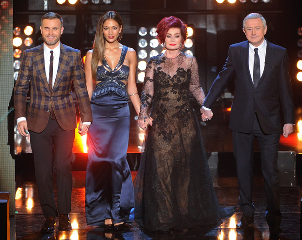 The X Factor 2013 Results show 7